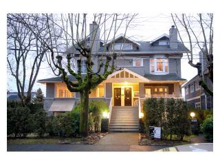 Photo 1: 1810 Collingwood in Vancouver: Kitsilano Townhouse for sale (Vancouver West)  : MLS®# V863956