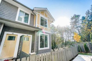 """Photo 3: 24 9688 162A Street in Surrey: Fleetwood Tynehead Townhouse for sale in """"CANOPY LIVING"""" : MLS®# R2513628"""