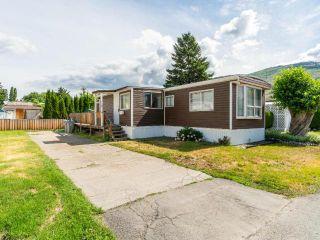 Photo 26: 140 2400 OAKDALE Way in Kamloops: Westsyde Manufactured Home/Prefab for sale : MLS®# 162619