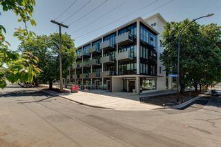 Photo 1: N316 1105 Pandora Ave in : Vi Downtown Condo for sale (Victoria)  : MLS®# 878452