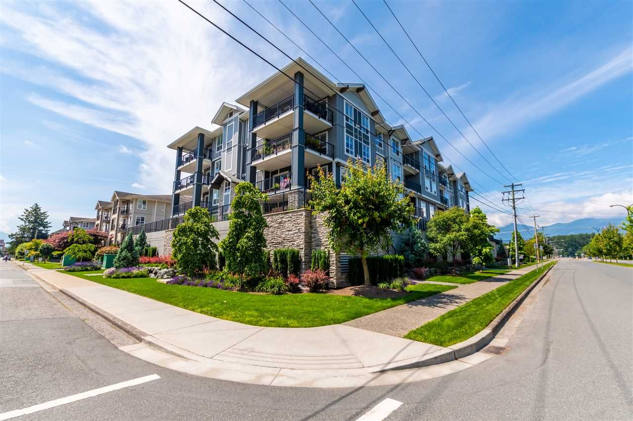 """Photo 21: Photos: 206 45630 SPADINA Avenue in Chilliwack: Chilliwack W Young-Well Condo for sale in """"The Boulevard"""" : MLS®# R2489211"""