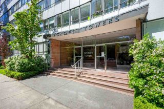 """Photo 23: 123 1445 MARPOLE Avenue in Vancouver: Fairview VW Condo for sale in """"HYCROFT TOWERS"""" (Vancouver West)  : MLS®# R2580832"""