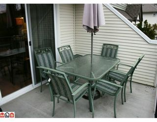 "Photo 9: 14 4401 BLAUSON Boulevard in Abbotsford: Abbotsford East Townhouse for sale in ""THE SAGE"" : MLS®# F1003125"