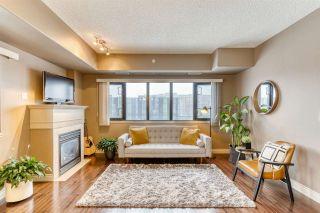 Photo 3: #508 10319 111 ST NW in Edmonton: Zone 12 Condo for sale : MLS®# E4223639