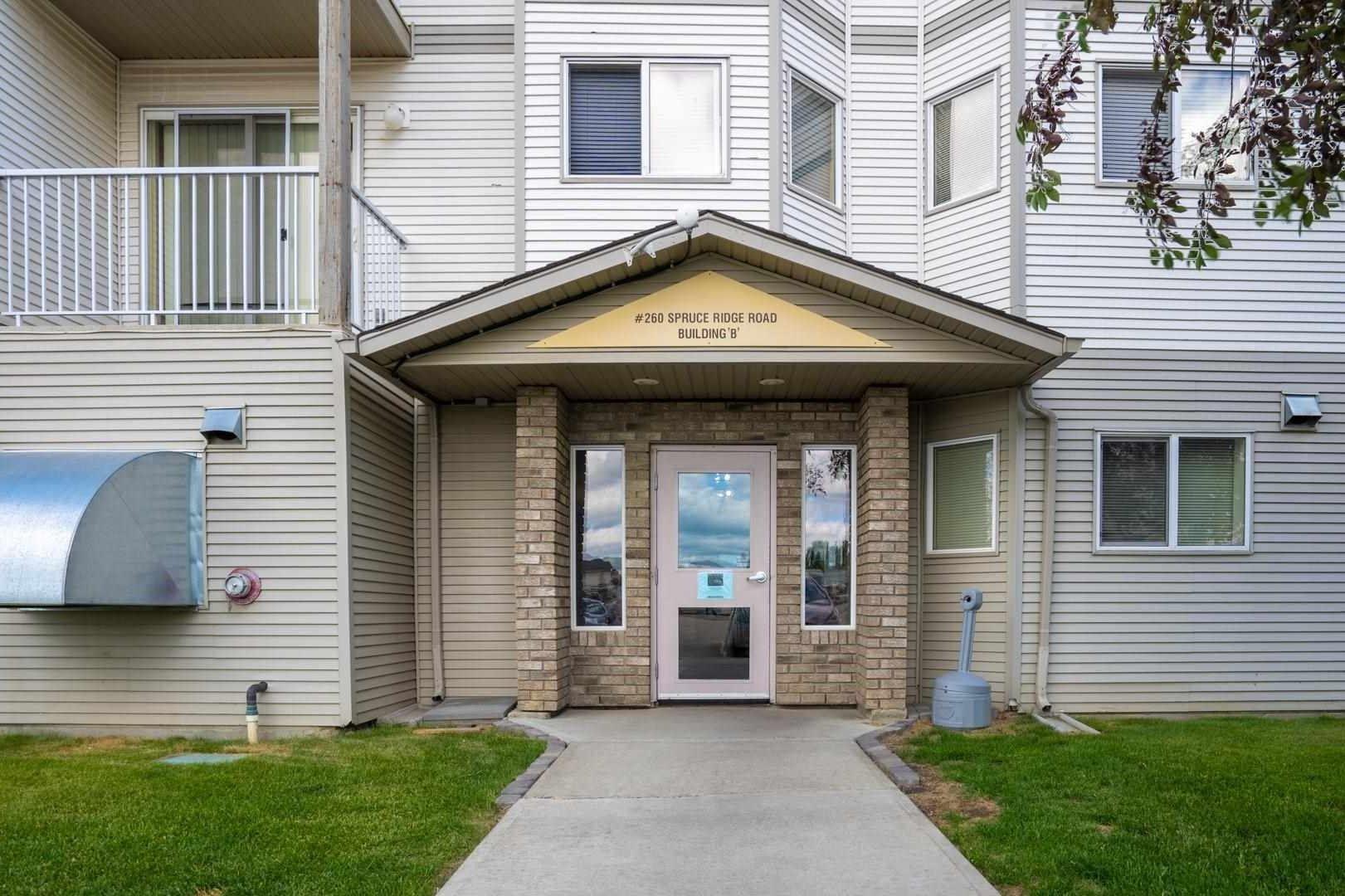 Main Photo: 407B 260 SPRUCE RIDGE Road: Spruce Grove Condo for sale : MLS®# E4253516