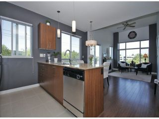 """Photo 7: 406 2943 NELSON Place in Abbotsford: Central Abbotsford Condo for sale in """"EDGEBROOK"""" : MLS®# R2108468"""