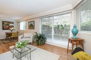 "Photo 4: 102 2335 YORK Avenue in Vancouver: Kitsilano Condo for sale in ""YORKDALE VILLA"" (Vancouver West)  : MLS®# R2541644"