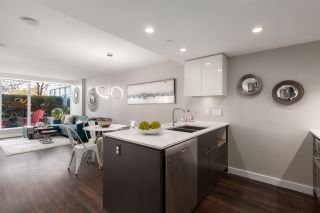 """Photo 9: 106 1618 QUEBEC Street in Vancouver: Mount Pleasant VE Condo for sale in """"CENTRAL"""" (Vancouver East)  : MLS®# R2549897"""