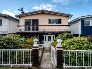 Photo 1: 4755 BEATRICE Street in Vancouver: Victoria VE House for sale (Vancouver East)  : MLS®# R2554309
