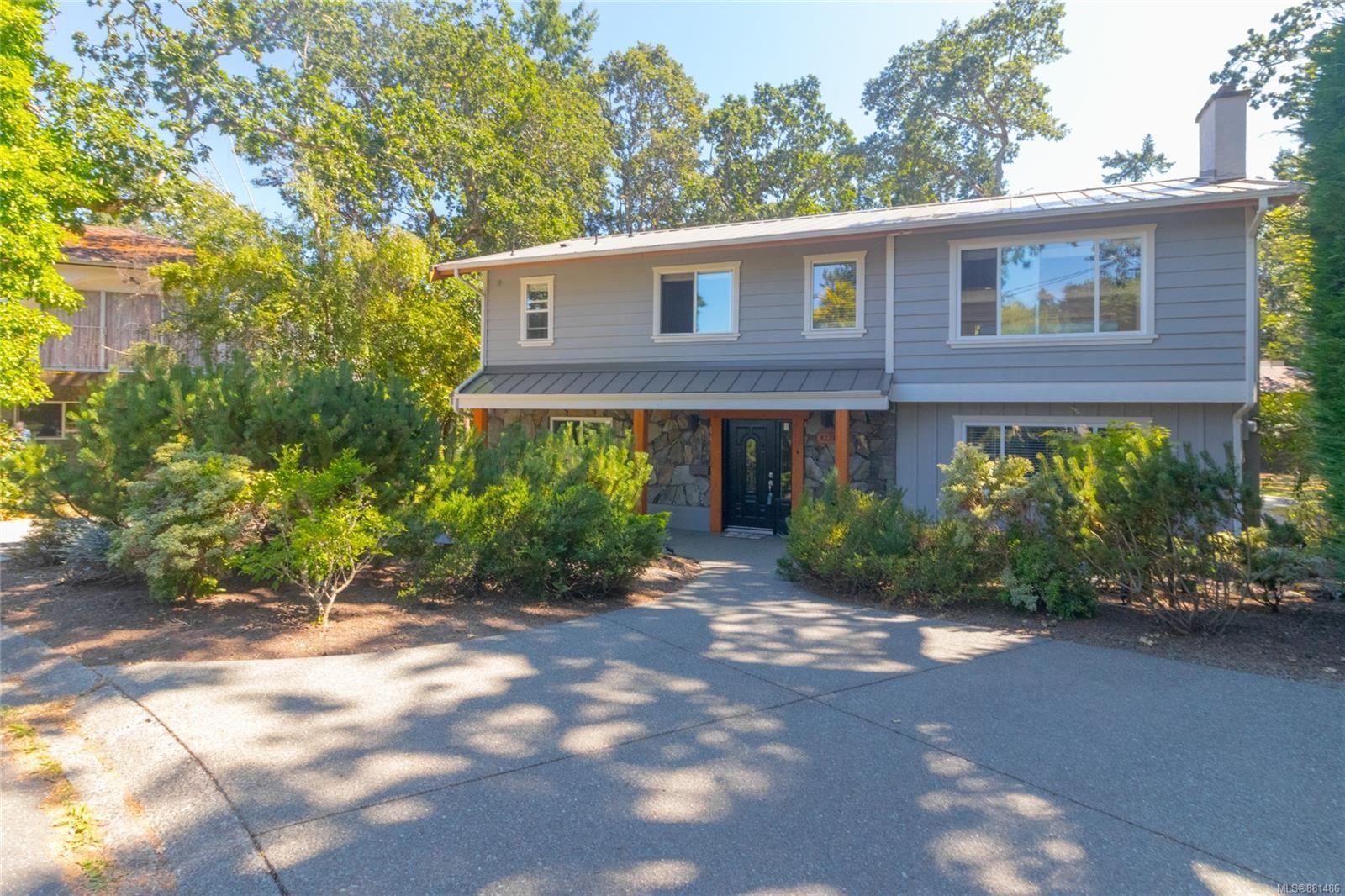 Main Photo: 4228 Parkside Pl in : SE Mt Doug House for sale (Saanich East)  : MLS®# 881486