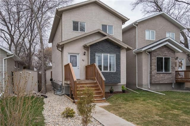 Photo 1: Photos: 19 Havelock Avenue in Winnipeg: Residential for sale (2D)  : MLS®# 1910616