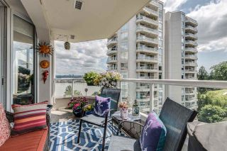 Photo 5: 1107 71 JAMIESON COURT in New Westminster: Fraserview NW Condo for sale : MLS®# R2475178