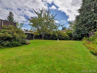 Photo 20: 1863 Penshurst Rd in VICTORIA: SE Gordon Head House for sale (Saanich East)  : MLS®# 743089