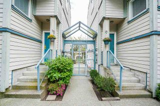 "Photo 6: 306 629 W 7TH Avenue in Vancouver: Fairview VW Townhouse for sale in ""THE COURTYARDS"" (Vancouver West)  : MLS®# R2573974"