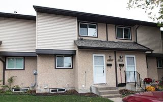 Photo 1: 3323 142 Avenue NW in Edmonton: Zone 35 Townhouse for sale : MLS®# E4262863