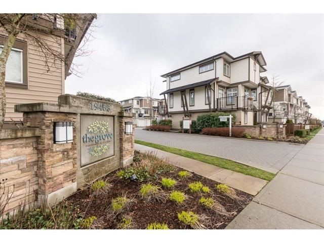 "Main Photo: 68 19433 68 Avenue in Surrey: Clayton Townhouse for sale in ""The Grove"" (Cloverdale)  : MLS®# R2562594"