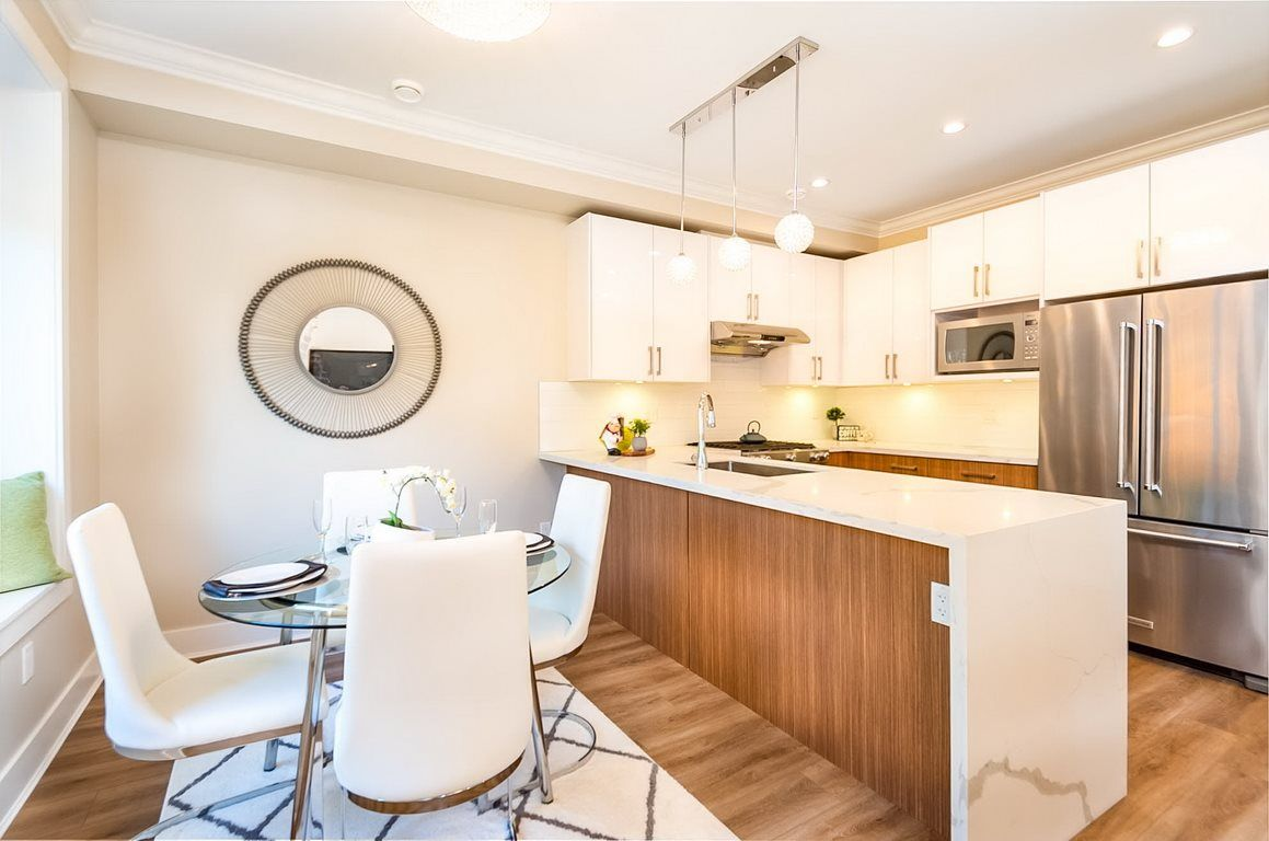 """Photo 13: Photos: 11 6551 WILLIAMS Road in Richmond: Woodwards Townhouse for sale in """"NOOR GARDENS"""" : MLS®# R2486835"""