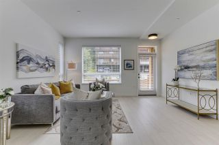 """Photo 8: 409 3021 ST GEORGE Street in Port Moody: Port Moody Centre Townhouse for sale in """"GEORGE by MARCON"""" : MLS®# R2604134"""