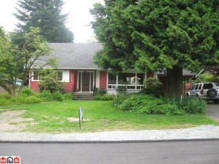 """Photo 1: 2346 CLARKE Drive in Abbotsford: Central Abbotsford House for sale in """"Central Abbotsford"""" : MLS®# F1116526"""