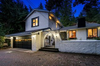 Photo 1: 4920 BEACON Lane in West Vancouver: Olde Caulfeild House for sale : MLS®# R2608184