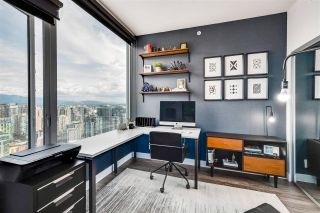 """Photo 18: 3803 1283 HOWE Street in Vancouver: Downtown VW Condo for sale in """"Tate"""" (Vancouver West)  : MLS®# R2592926"""