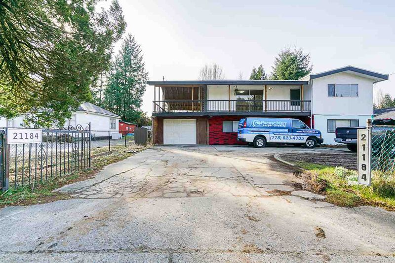 FEATURED LISTING: 21184 DEWDNEY TRUNK Road Maple Ridge