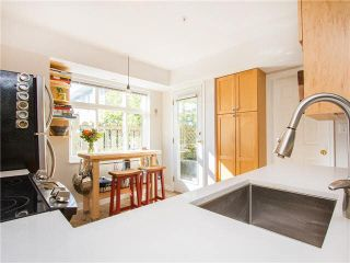 """Photo 8: 1625 MCLEAN Drive in Vancouver: Grandview VE Townhouse for sale in """"COBB HILL"""" (Vancouver East)  : MLS®# V1116697"""