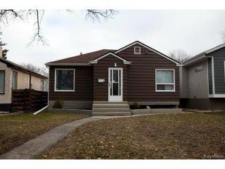 Photo 1: 98 Hill Street in WINNIPEG: St Boniface Residential for sale (South East Winnipeg)  : MLS®# 1427525