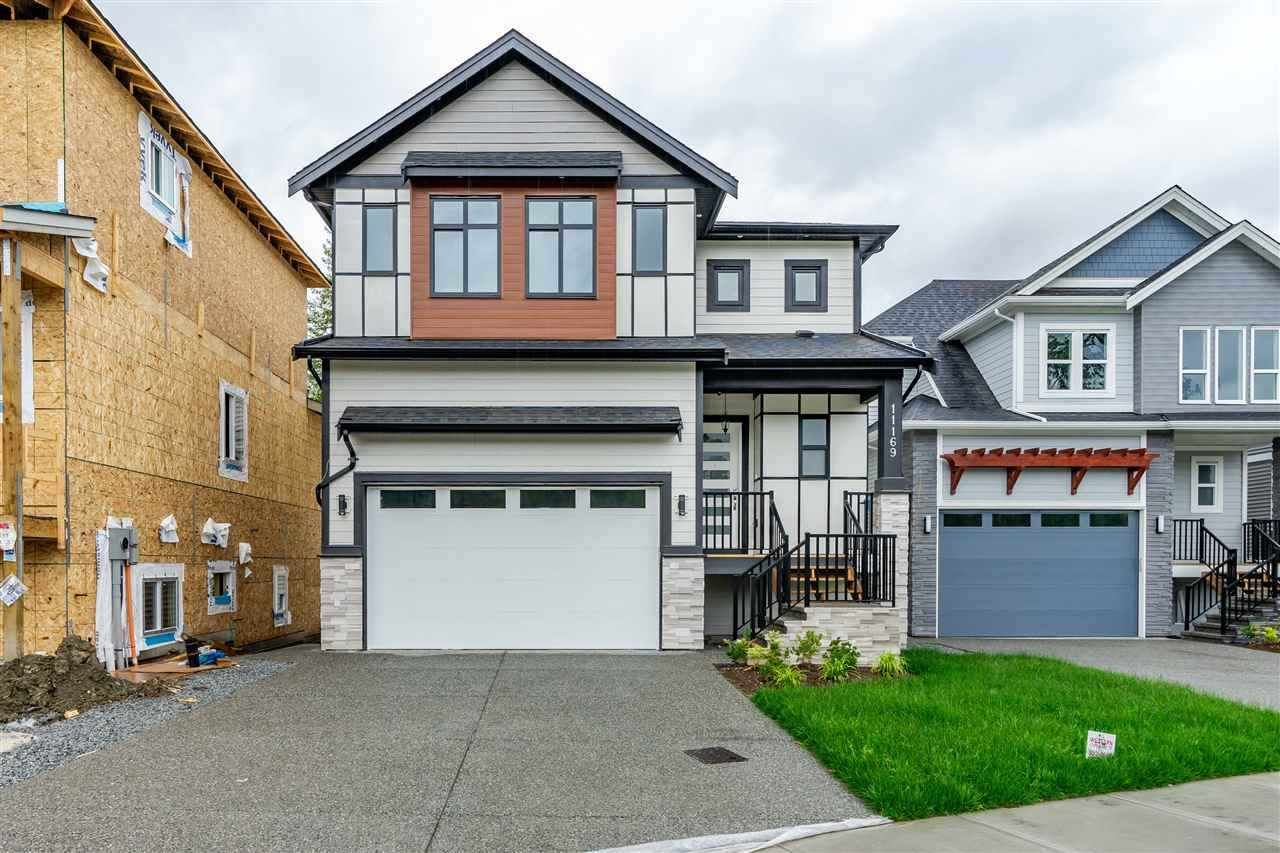 """Main Photo: 11169 241A Street in Maple Ridge: Cottonwood MR House for sale in """"COTTONWOOD/ALBION"""" : MLS®# R2456041"""