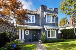 Photo 1: 7457 LABURNUM STREET in Vancouver: S.W. Marine House for sale (Vancouver West)  : MLS®# R2507518