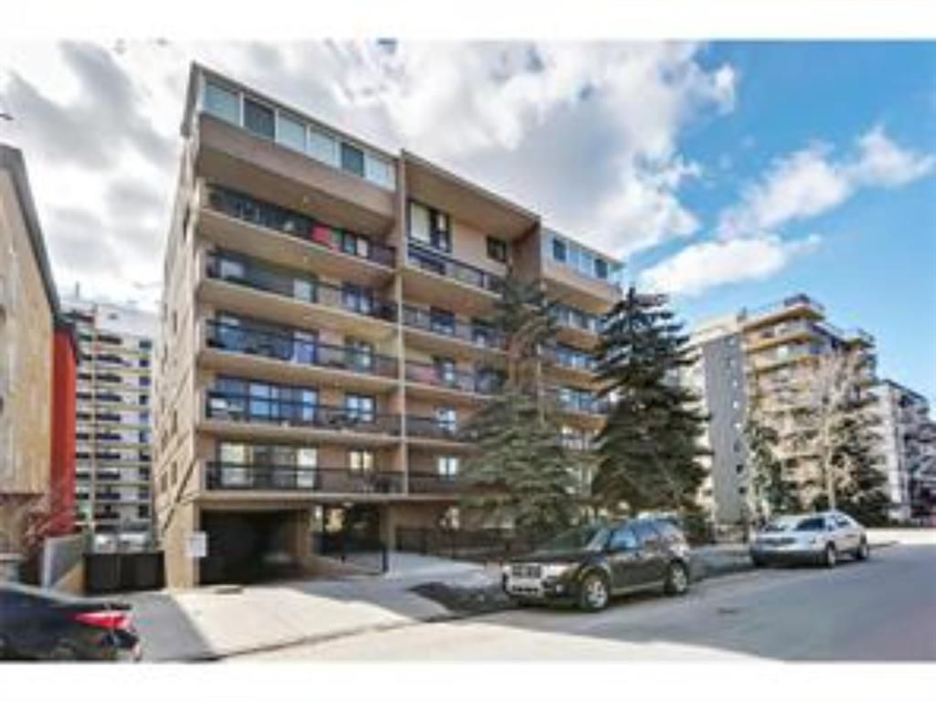 Main Photo: 302 1033 15 Avenue SW in Calgary: Beltline Apartment for sale : MLS®# A1075772