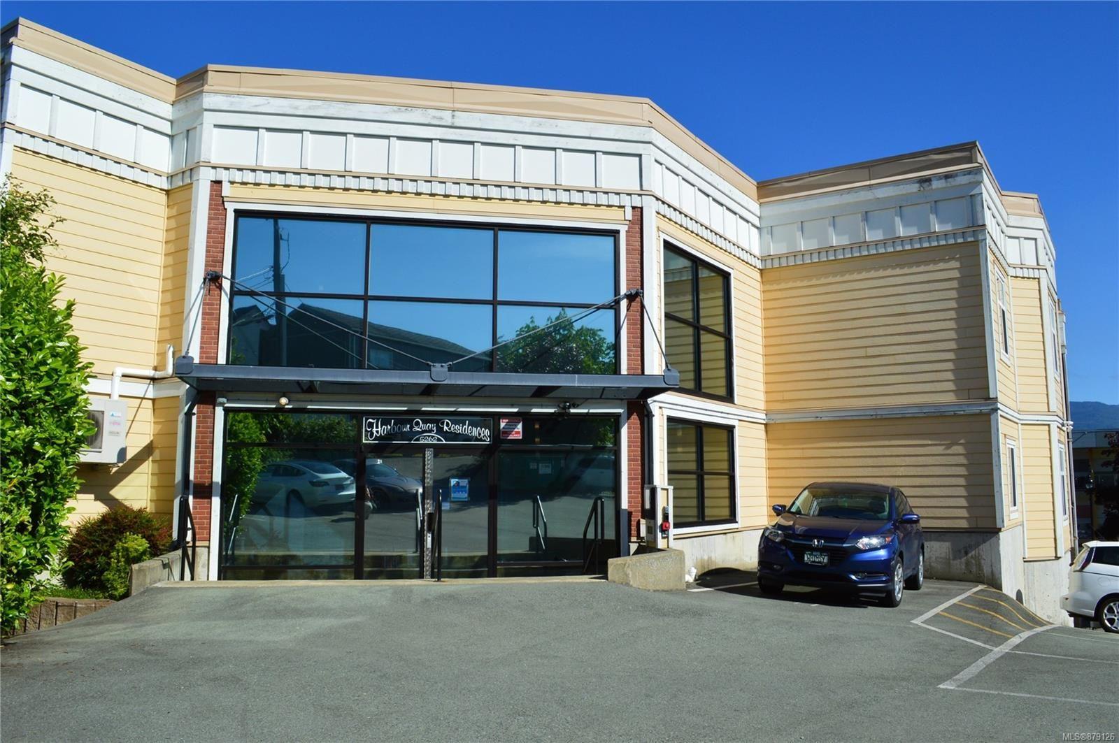 Main Photo: 206 5262 Argyle St in Port Alberni: PA Port Alberni Condo for sale : MLS®# 879126