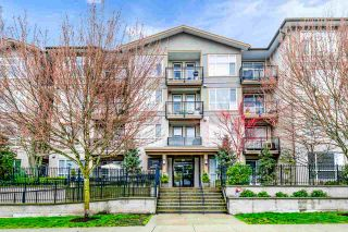 "Photo 1: 303 2343 ATKINS Avenue in Port Coquitlam: Central Pt Coquitlam Condo for sale in ""Pearl"" : MLS®# R2553477"