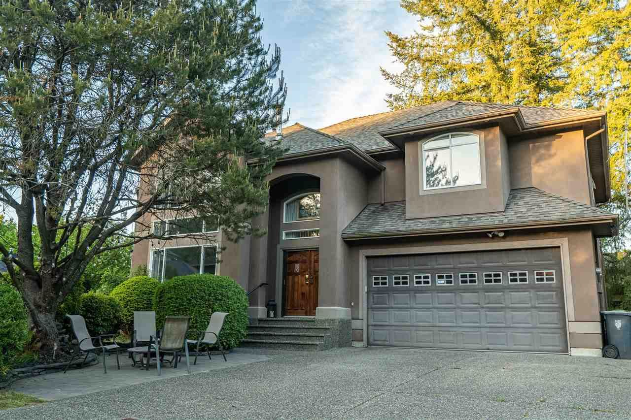 """Main Photo: 9362 206A Street in Langley: Walnut Grove House for sale in """"Greenwood"""" : MLS®# R2582222"""