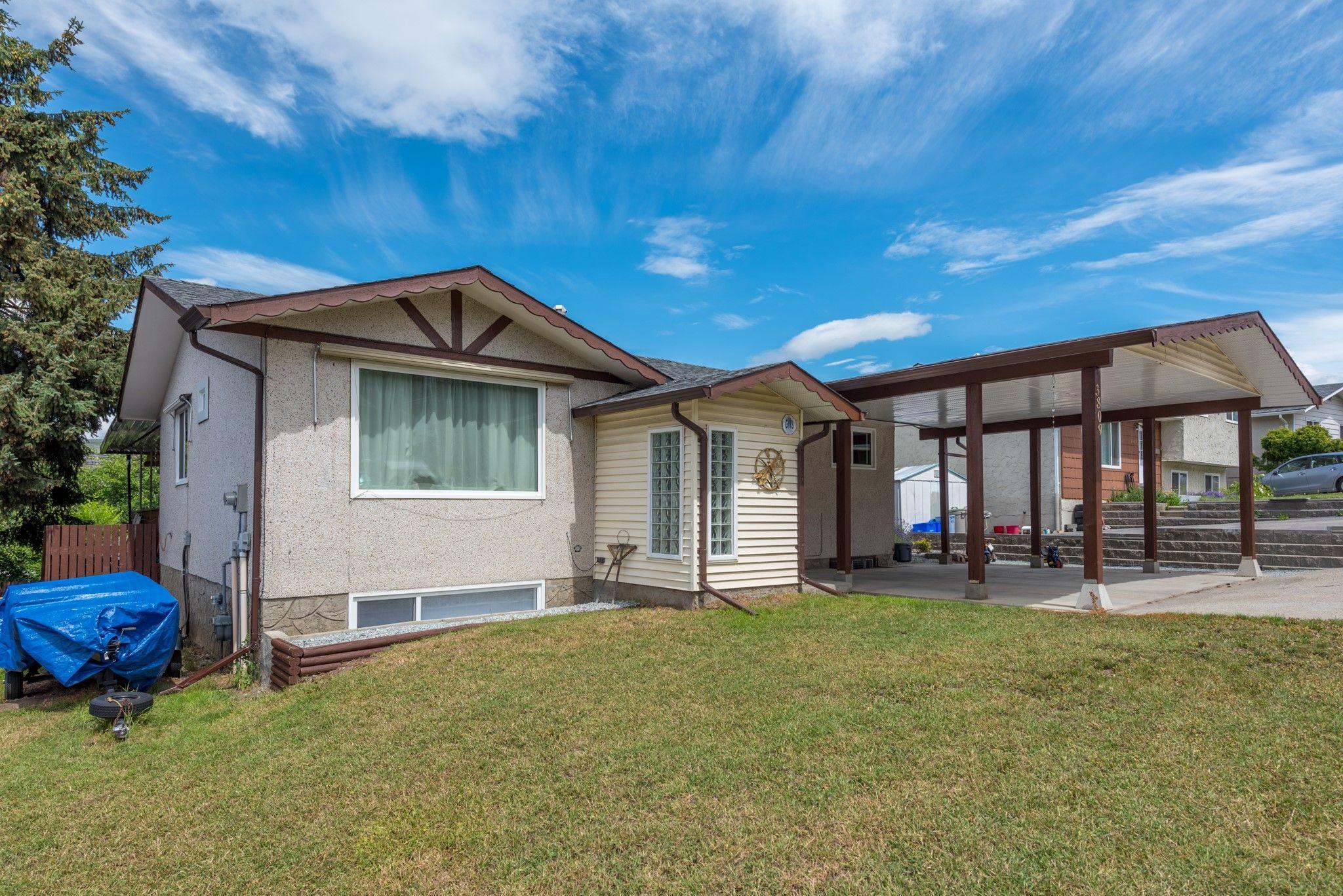 Main Photo: 3809 21 Avenue in Vernon: Mission Hill House for sale (North Okanagan)  : MLS®# 10163250