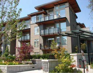 Photo 1: # 313 5777 BIRNEY AV in Vancouver: Condo for sale : MLS®# V779614