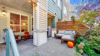 """Photo 5: 3268 HEATHER Street in Vancouver: Cambie Townhouse for sale in """"Heatherstone"""" (Vancouver West)  : MLS®# R2625266"""