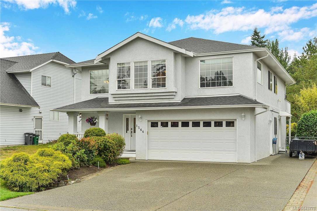 Main Photo: 1264 Layritz Pl in Saanich: SW Layritz House for sale (Saanich West)  : MLS®# 843778