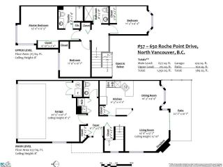 Photo 26: 57 650 ROCHE POINT Drive in North Vancouver: Roche Point Townhouse for sale : MLS®# R2494055