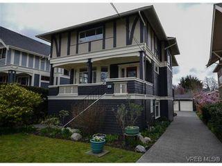 Photo 2: 723 Oliver St in VICTORIA: OB South Oak Bay House for sale (Oak Bay)  : MLS®# 634854
