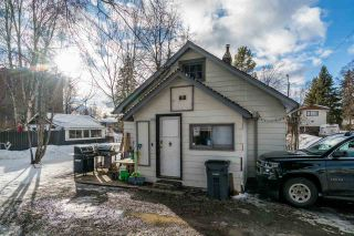 Photo 1: 1904 MAPLE Street in Prince George: Connaught House for sale (PG City Central (Zone 72))  : MLS®# R2458804
