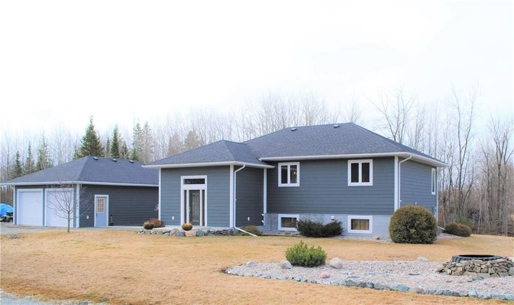 Main Photo: 1 Currie Drive in Bissett: R28 Residential for sale : MLS®# 202108347