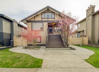 Photo 1: 3848 PANDORA Street in Burnaby: Vancouver Heights House for sale (Burnaby North)  : MLS®# R2562632