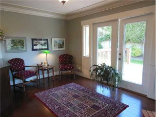 """Photo 8: 4484 CANTERBURY Crescent in North Vancouver: Forest Hills NV House for sale in """"FOREST HILLS"""" : MLS®# V1110439"""