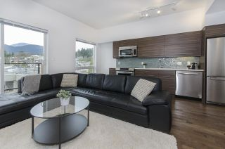 "Photo 1: 408 317 BEWICKE Avenue in North Vancouver: Hamilton Condo for sale in ""Seven Hundred"" : MLS®# R2148389"
