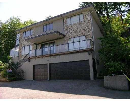 Main Photo: 7374 BARNET Road in Burnaby: Westridge BN House for sale (Burnaby North)  : MLS®# V803936