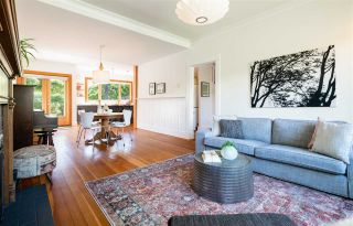 """Photo 7: 201 E 19TH Street in North Vancouver: Central Lonsdale House for sale in """"Finlay's Row"""" : MLS®# R2591250"""