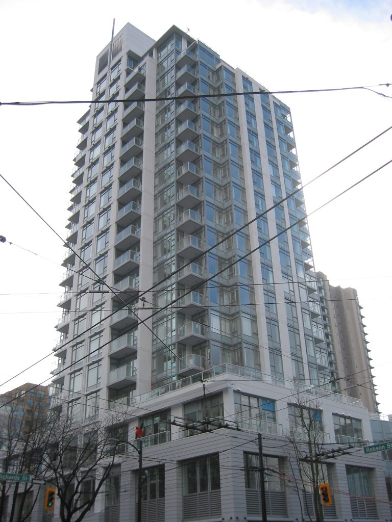 Main Photo: 1501-480 Robson Street in Vancouver: Downtown Condo for sale (Vancouver West)