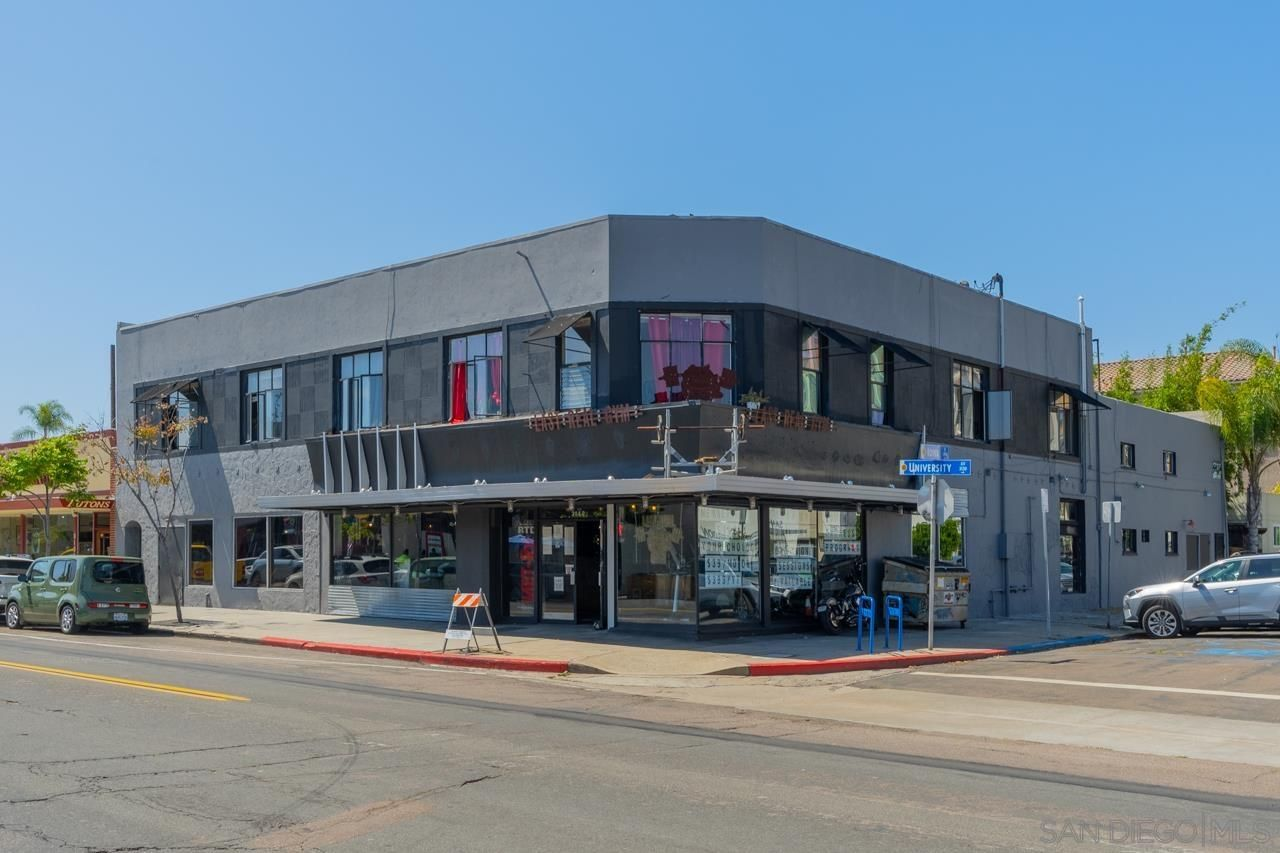 Main Photo: Property for sale: 3140-3148 University Ave in San Diego