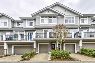 """Photo 1: 73 20449 66 Avenue in Langley: Willoughby Heights Townhouse for sale in """"Natures Landing"""" : MLS®# R2558309"""
